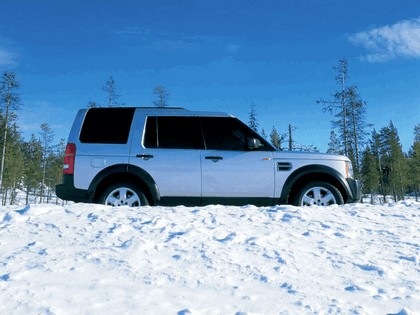 2005 Land Rover Discovery 3 4