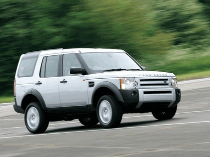 2005 Land Rover Discovery 3 9