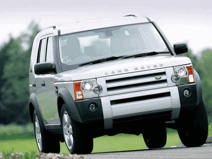 2005 Land Rover Discovery 3 10