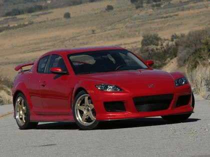 2006 Mazda RX-8 Speed Equipped 5