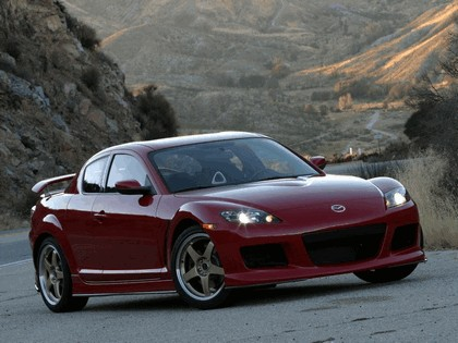 2006 Mazda RX-8 Speed Equipped 8
