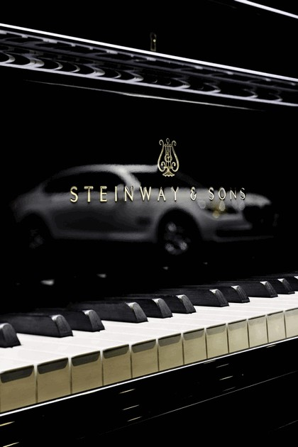 2010 BMW 7er Individual - Composition inspired by Steinway & Sons 12