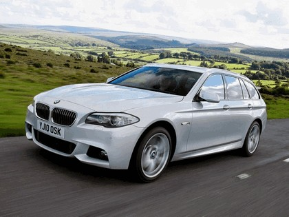 2010 BMW 525d ( F11 ) Touring M Sports Package - UK version 1
