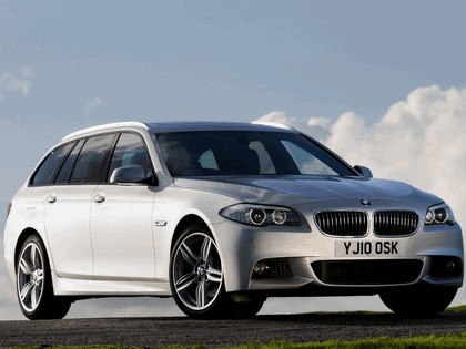 2010 BMW 525d ( F11 ) Touring M Sports Package - UK version 3