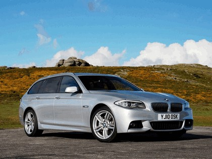 2010 BMW 525d ( F11 ) Touring M Sports Package - UK version 5