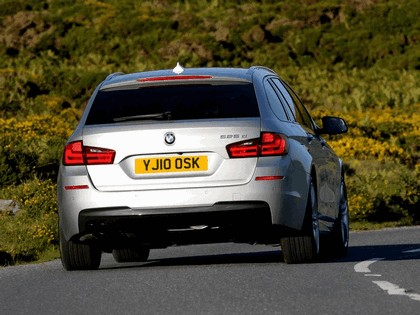 2010 BMW 525d ( F11 ) Touring M Sports Package - UK version 7