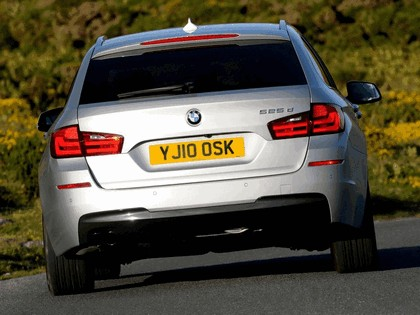 2010 BMW 525d ( F11 ) Touring M Sports Package - UK version 8
