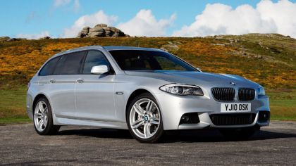 2010 BMW 525d ( F11 ) Touring M Sports Package - UK version 4