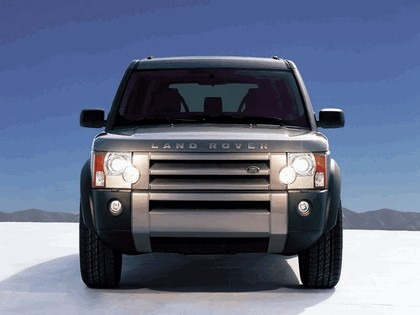 2005 Land Rover LR3 6