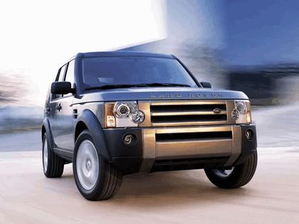 2005 Land Rover LR3 13