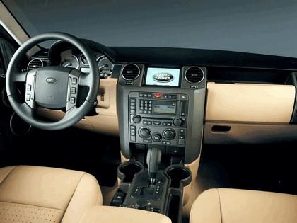 2005 Land Rover LR3 16