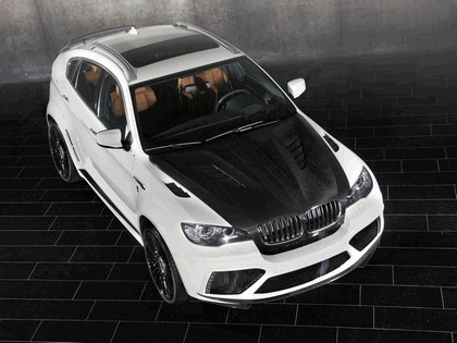 2010 BMW X6 M by Mansory 9