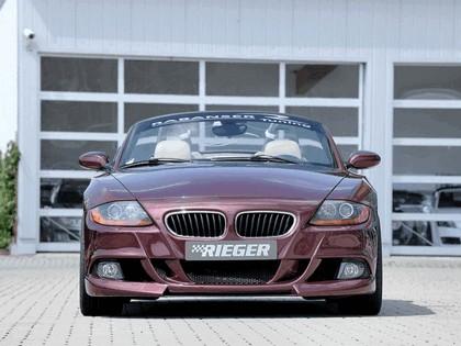 2010 BMW Z4 ( E85 ) by Rieger 3