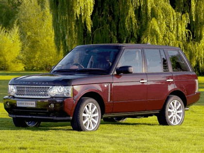 2005 Land Rover Range Rover 35th anniversary Limited Edition UK version 2