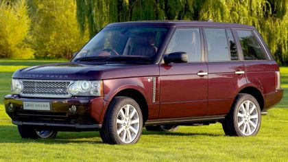 2005 Land Rover Range Rover 35th anniversary Limited Edition UK version 4