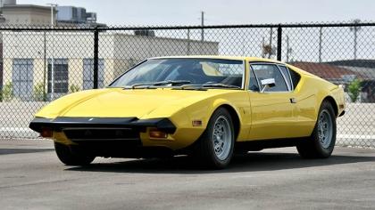 1972 De Tomaso Pantera 4