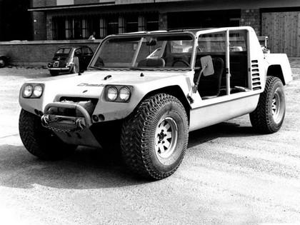 1977 Lamborghini Cheetah concept 1