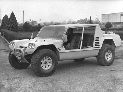 1977 Lamborghini Cheetah concept 2