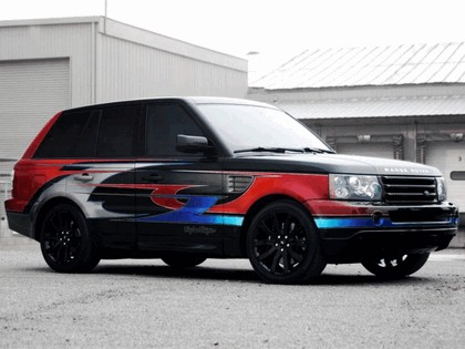 2005 Land Rover Troy Lee Designs Range Rover Sport Supercharged 1