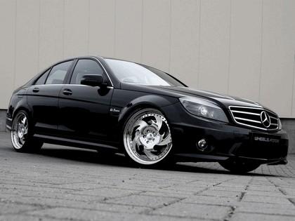 2010 Mercedes-Benz C63 ( W204 ) by Wheelsandmore 2