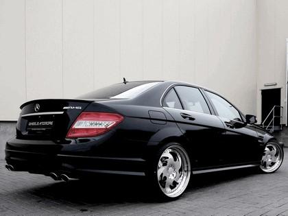 2010 Mercedes-Benz C63 ( W204 ) by Wheelsandmore 4