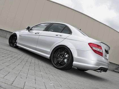 2010 Mercedes-Benz C63 ( W204 ) by Wheelsandmore 6