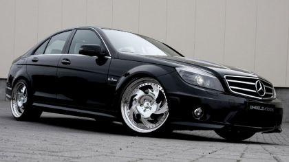 2010 Mercedes-Benz C63 ( W204 ) by Wheelsandmore 5