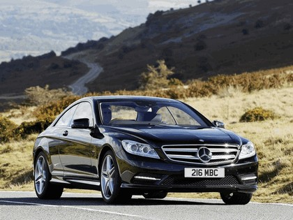 2010 Mercedes-Benz CL500 AMG Styling Package - UK version 2