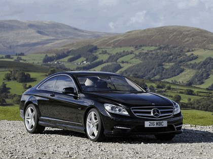 2010 Mercedes-Benz CL500 AMG Styling Package - UK version 4