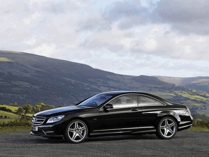 2010 Mercedes-Benz CL500 AMG Styling Package - UK version 5
