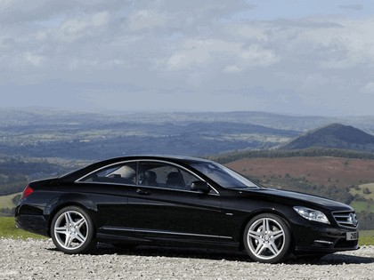 2010 Mercedes-Benz CL500 AMG Styling Package - UK version 6