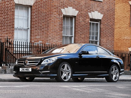 2010 Mercedes-Benz CL500 AMG Styling Package - UK version 7