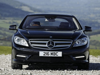 2010 Mercedes-Benz CL500 AMG Styling Package - UK version 8