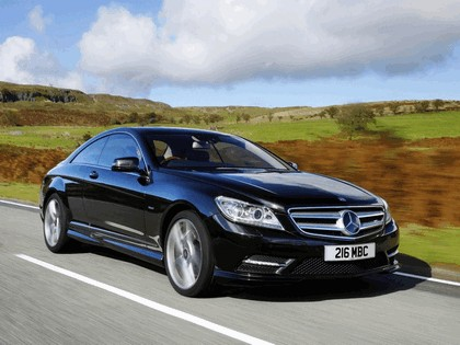 2010 Mercedes-Benz CL500 AMG Styling Package - UK version 9