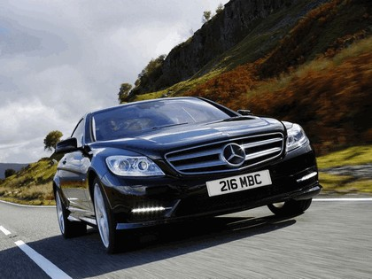 2010 Mercedes-Benz CL500 AMG Styling Package - UK version 11