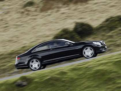 2010 Mercedes-Benz CL500 AMG Styling Package - UK version 14