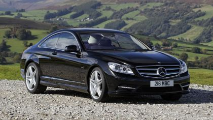 2010 Mercedes-Benz CL500 AMG Styling Package - UK version 1