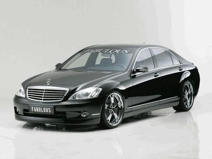 2010 Mercedes-Benz S-Klasse ( W221 ) by Fabulous 1