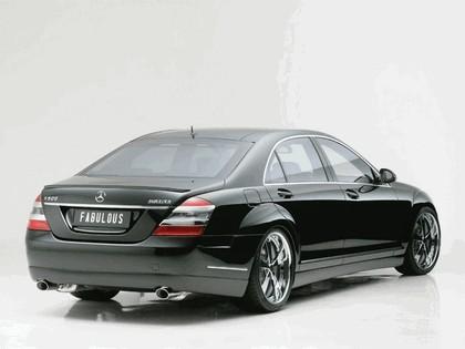 2010 Mercedes-Benz S-Klasse ( W221 ) by Fabulous 2
