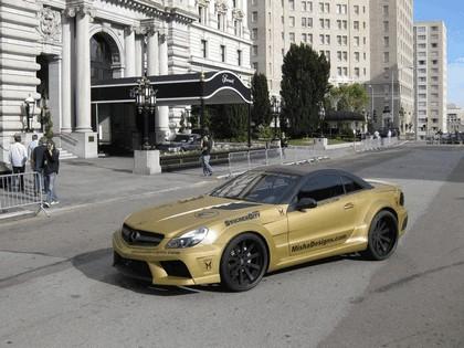 2010 Mercedes-Benz SL Widebody by Misha 1