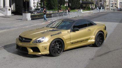 2010 Mercedes-Benz SL Widebody by Misha 7