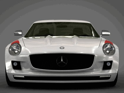 2010 Mercedes-Benz SLS AMG with Panamericana Body Package by GWA 4