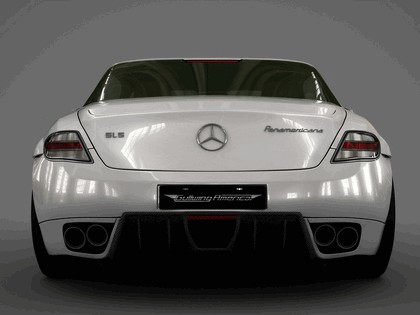 2010 Mercedes-Benz SLS AMG with Panamericana Body Package by GWA 5