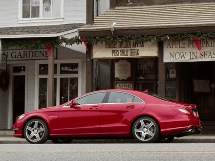 2010 Mercedes-Benz CLS63 AMG - USA version 7