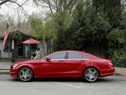 2010 Mercedes-Benz CLS63 AMG - USA version 11