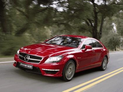 2010 Mercedes-Benz CLS63 AMG - USA version 12