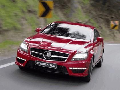 2010 Mercedes-Benz CLS63 AMG - USA version 15