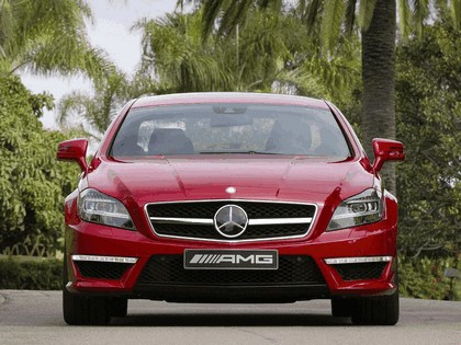2010 Mercedes-Benz CLS63 AMG - USA version 21