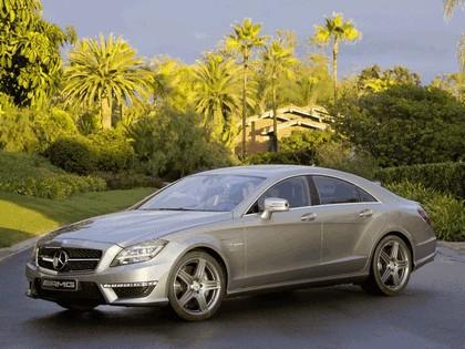 2010 Mercedes-Benz CLS63 AMG - USA version 25