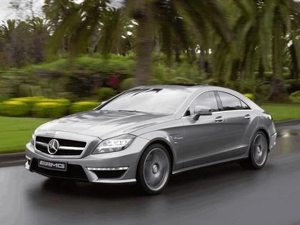 2010 Mercedes-Benz CLS63 AMG - USA version 26